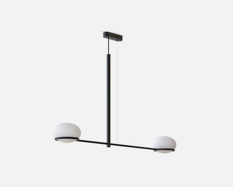 Coco Double Leds-C4 Lampadario Moderno di Design