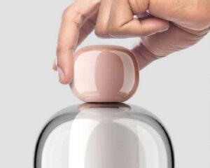 Easy Peasy Lodes Studio Italia Design Lampade Dimmerabili dettaglio pomolo