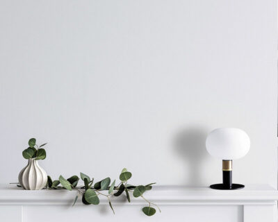 Mose Miloox Sforzin Lampada da Tavolo Moderna Ambientata