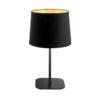 Nordik Ideal Lux Lampada da Tavolo Nera Oro