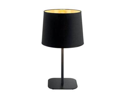 nordik-ideal-lux-lampada-da-tavolo-nera-oro-con-paralume