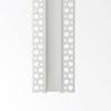 Slot Recessed Ideal Lux Profilo da Incasso in Alluminio sezione