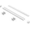 Slot Ideal Lux Profilo in Alluminio per Strisce Led