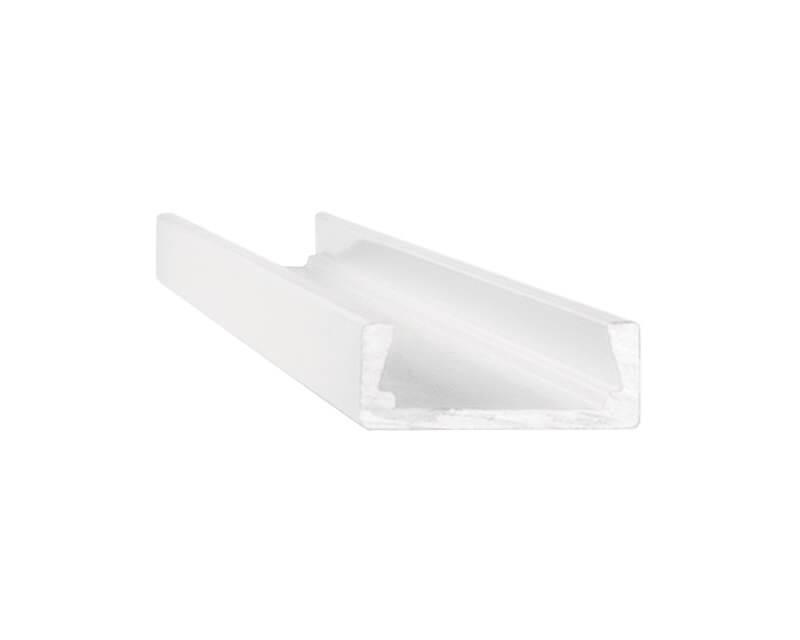Slot Surface Ideal Lux Profilo in Alluminio per Strisce Led Sezione