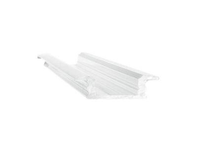 Slot Recessed Ideal Lux Profilo Alluminio a Incasso Sezione