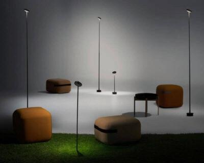 Invisible Leds-C4 Lampada da Terra per Esterni Ambiente