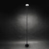 Invisible Leds-C4 Lampada da Terra per Esterni Accesa