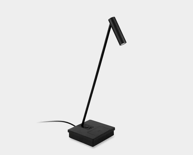 Elamp Leds-C4 Lampada Led da Scrivania Nera