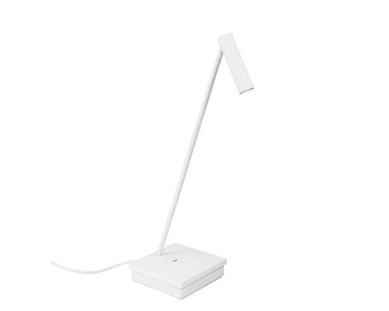 Elamp Leds-C4 Lampada Led da Scrivania Bianca