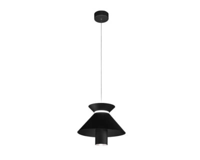Hollyaudrey-Vivida-International-Lampadario-Moderno-nero
