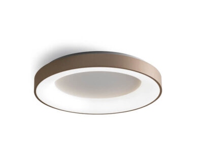 Inner Vivida International Plafoniera Led Sabbia Tonda singola