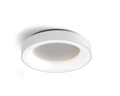 Inner-Vivida-International-Plafoniera-Tonda-Bianca-Led-di-Design