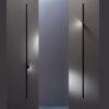 Kiva Leds-C4 Proiettore Led Orientabile per Binario a parete