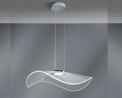 Nebula Vivida International Lampadario Led Moderno Grande