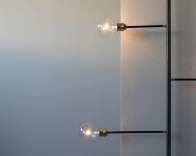 La Scaletta Renzo Serafini Plafoniera In Ferro dettaglio