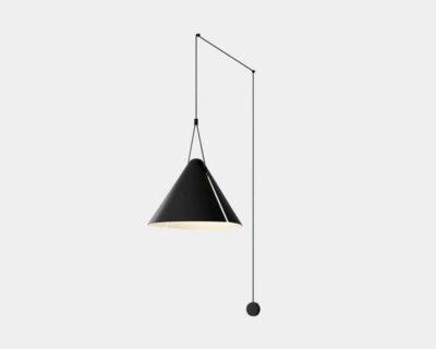 super-attic-leds-c4-lampadario-nero-a-parete