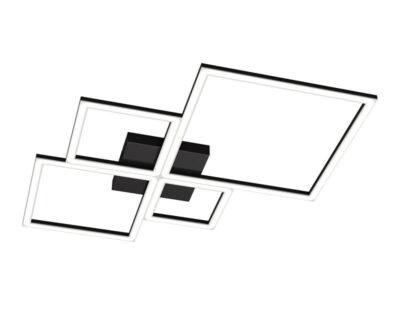 Plafoniera-Led-Moderna-Nera-Four-Squares-Toplight-1162_70