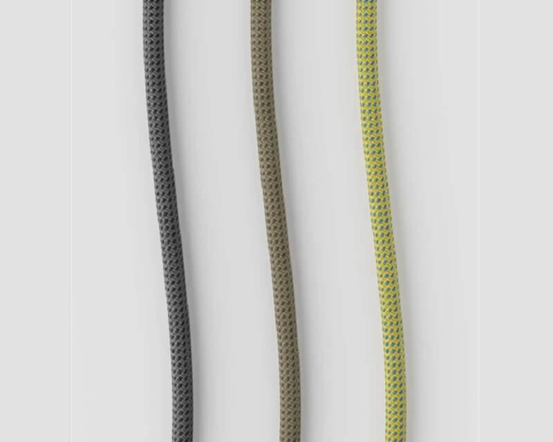 Cima Lodes varianti dei cavi in tessuto