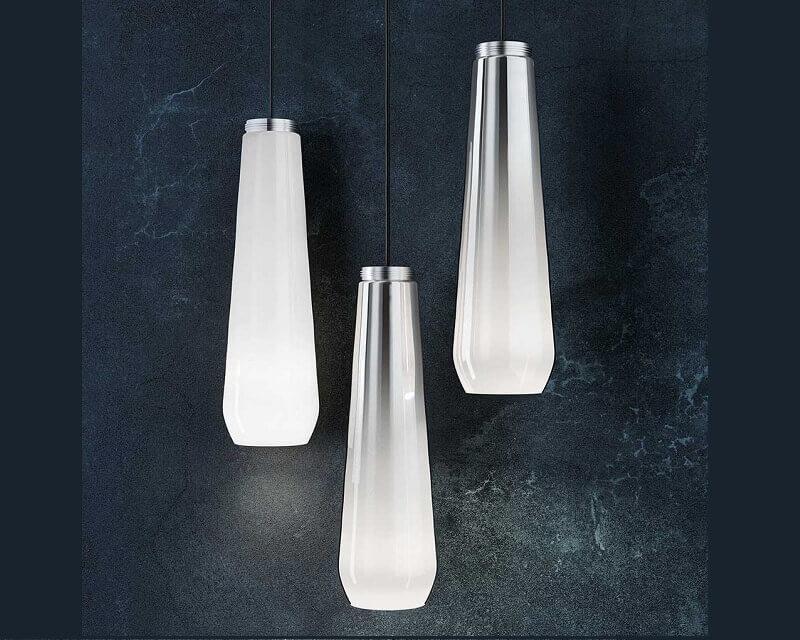 Glass Drop Diesel With Lodes Sospensioni di Design