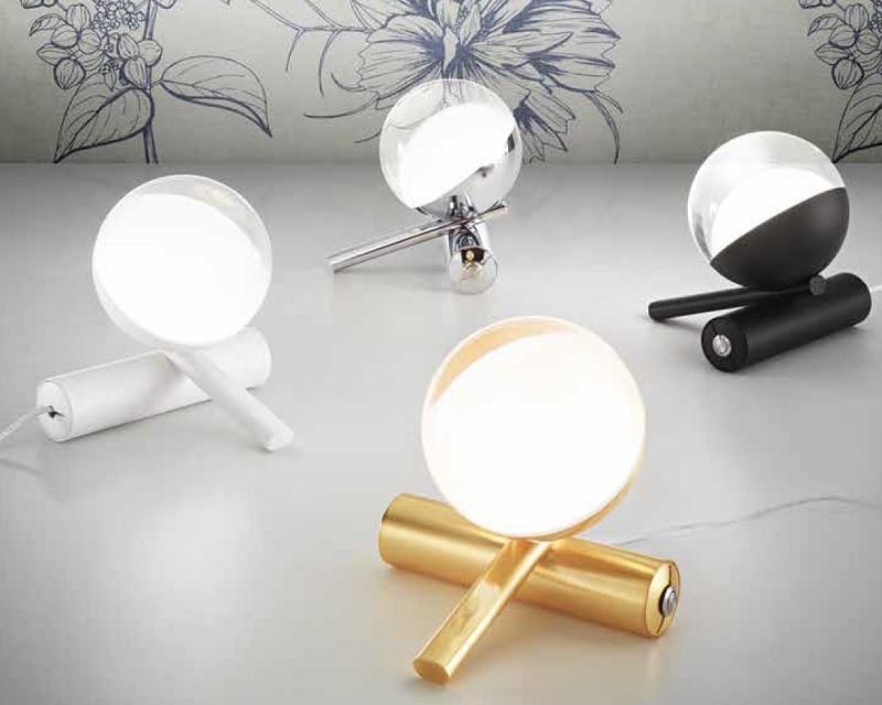 Rossini Linea Light Lampada Da Tavolo Led