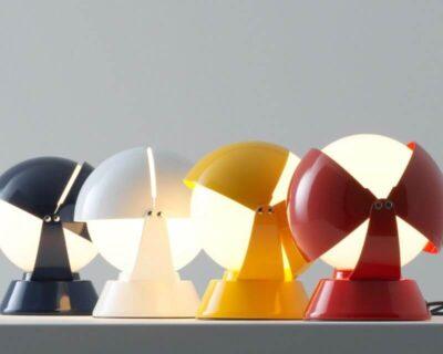 Buonanotte Stilnovo Lampade Da Tavolo design accese