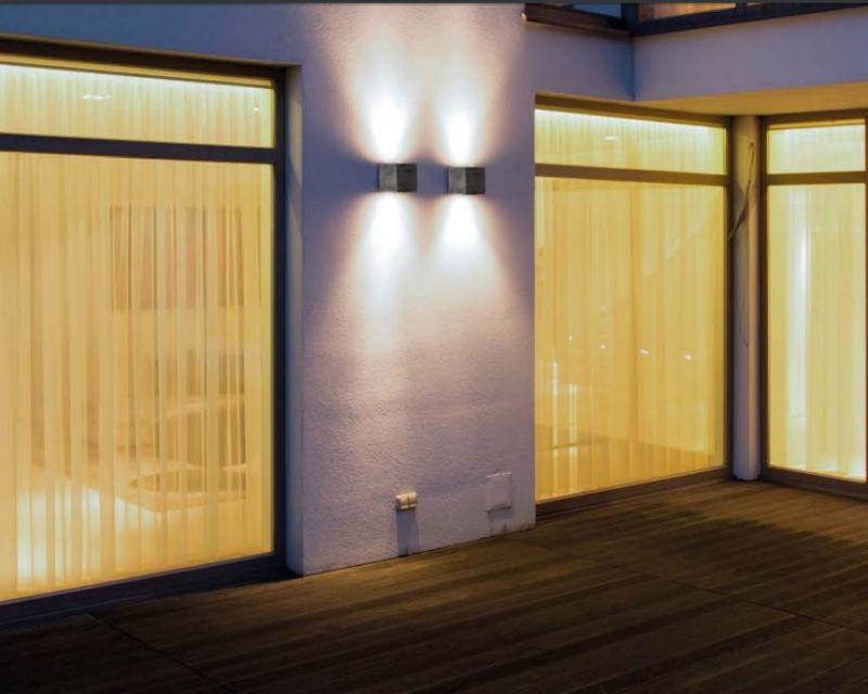 Lampade A Led Da Soffitto Per Esterno : 1092 9010 applique led per esterni 20w lightinspiration.it