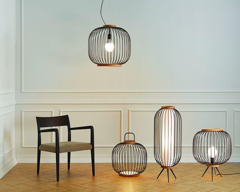 Chaplin t gibas lampadario moderno in metallo legno