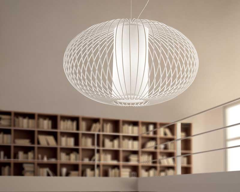 Titti s3 gibas lampadario moderno stile industriale