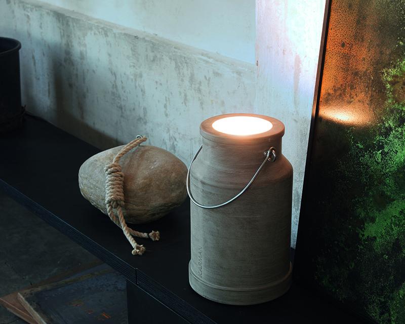 Via lattea karman piantana di design per interni