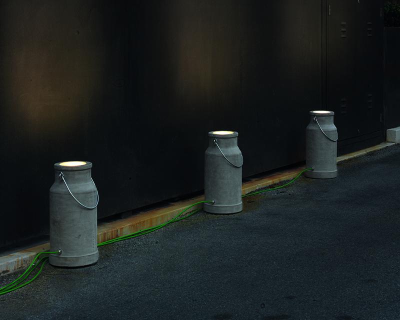 Via lattea karman piantana per esterni di design