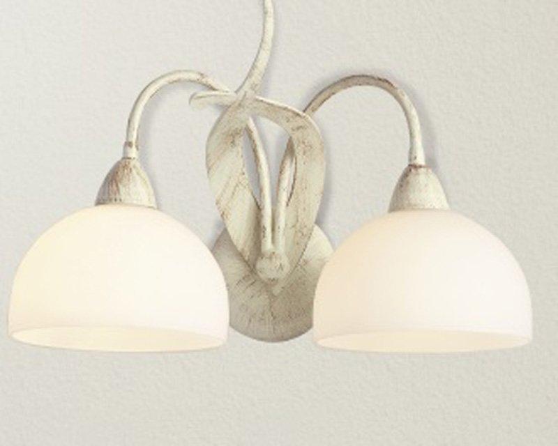 A lam applique classica in vetro luci lightinspiration