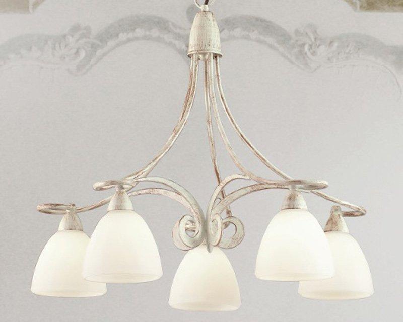 1730 5 lam lampadario classico stile provenzale lightinspiration.it