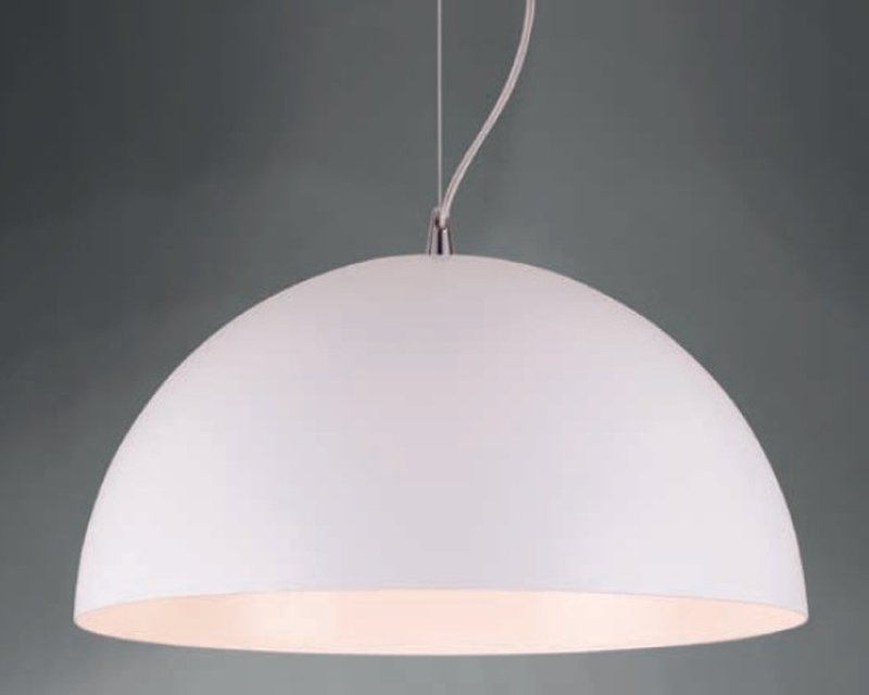 Lampadario Bianco Opaco : Claudia large lam lampadario moderno lightinspiration