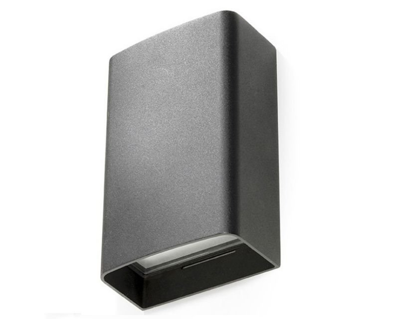Lampade Da Parete Per Esterni : Clous leds c lampada led da parete per esterni