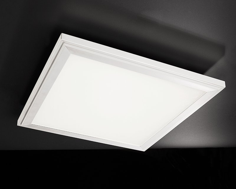 Plafoniere Quadrate Led : Lampadario quadrato led soffitto