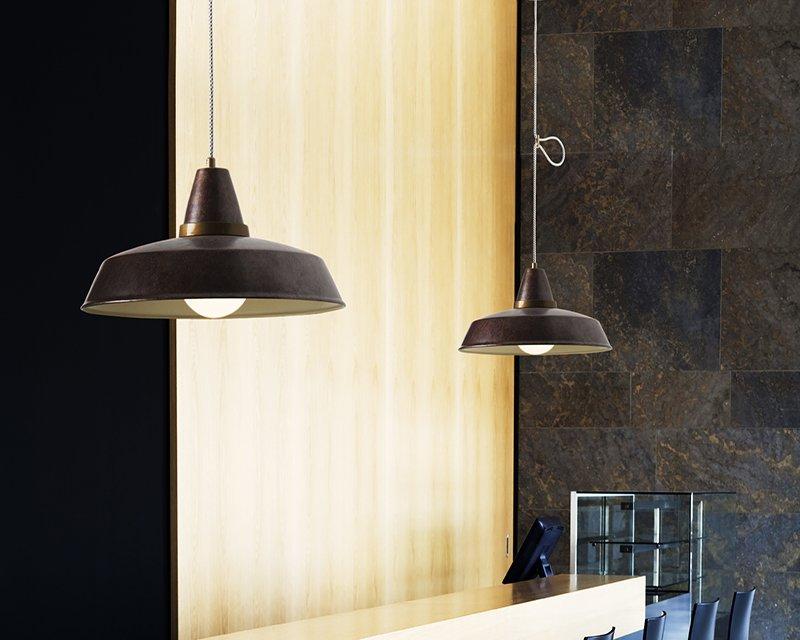 Plafoniere Industriali Vintage : Vintage leds c lampada a sospensione stile industriale
