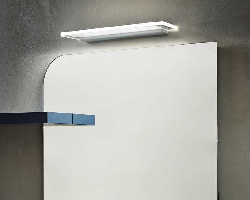 Skinny linea light lampada da parete led lightinspiration