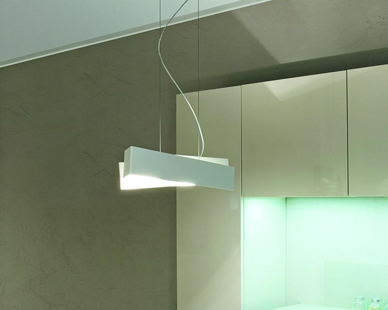 Linea Light Zig Zag lampadario Moderno