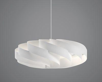 flat-lampadario-bianco-moderno