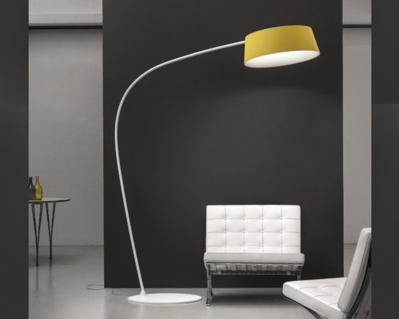 Oxygen 1 ma&de lampada da terra led dimmerabile lightinspiration.it