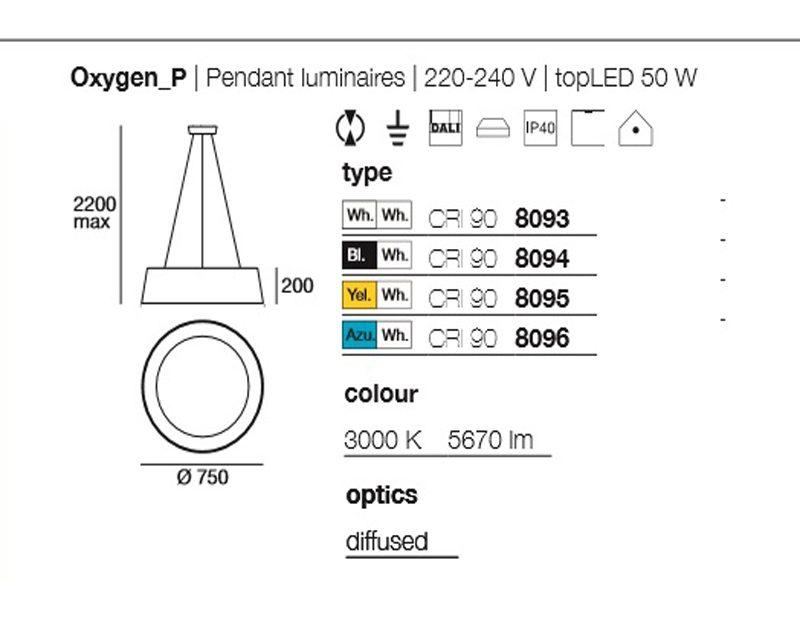 oxygen-lampadario-led-diam-75cm-bianco-nero-azzurro-giallo