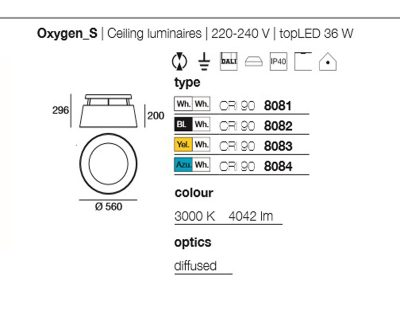 oxygen-plafoniera-led-tonda-diam-56cm-texture-operata