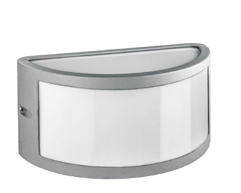 Applique Esterno Moderno : Wally open homega applique da esterno moderno lightinspiration