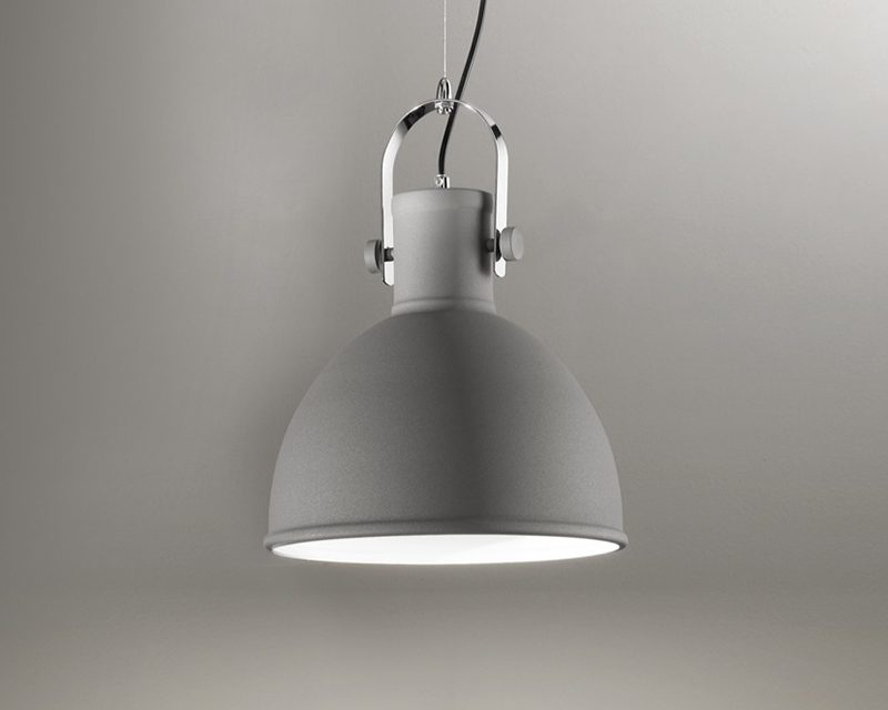Plafoniere Industriali Diametro 30 : 6066 perenz sospensione stile industriale lightinspiration