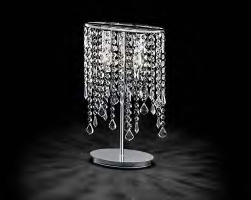 Rain tl ideal lux lampada da tavolo classica - Lampada da tavolo classica ...