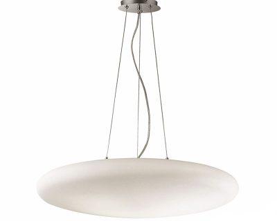 Smarties Ideal Lux Lampadario Bianco