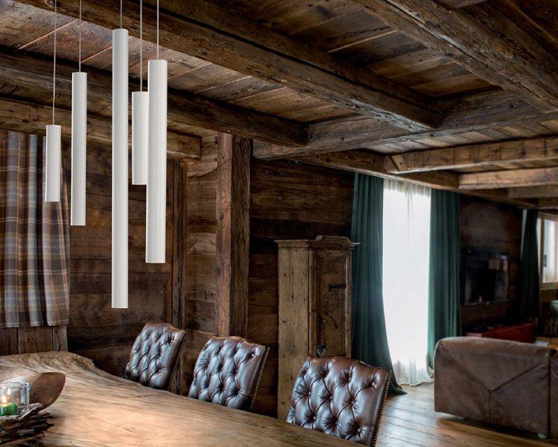 A tube studio italia design lampadario contemporaneo for Studio design interni milano