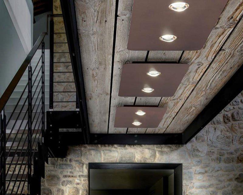 Plafoniere Per Studio : Frozen studio italia design plafoniera led luci
