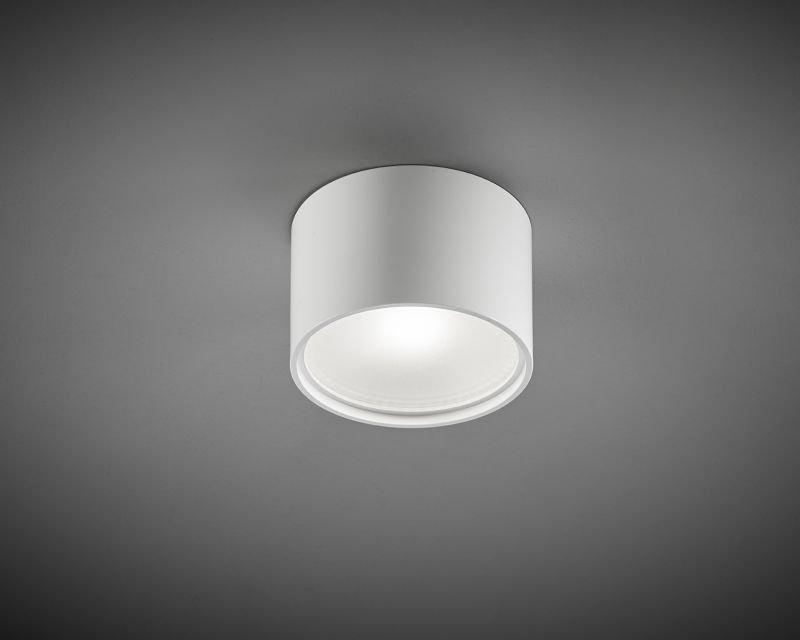Cube round vivida plafone led a cilindro lightinspiration.it