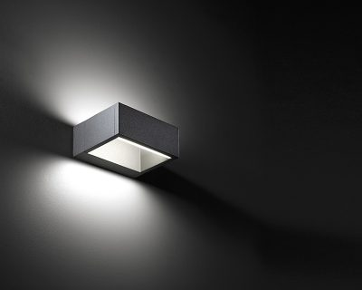 Elle vivida applique led per esterni lampade led